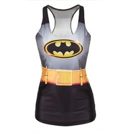 Batgirl Tank Top Design 13013