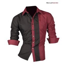 Hot 2 Tone Shirt Qs Sizes Run Smaller Than Western Sizes