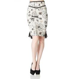 Jawbreaker Clothing Naughty Nautical Pencil Skirt