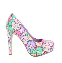 Iron Fist Shoes Grin And Bear It Care Bears Platforms