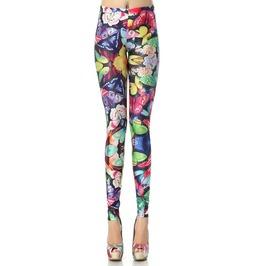 Colorful Butterflies Leggings