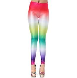 Galaxy Rainbow Leggings Design 223