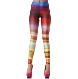 Galaxy Rings Leggings Design 332