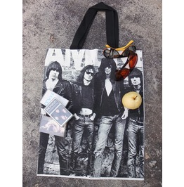 Ramones Fashion Indie Pop Rock Summer Canvas Tote Bag