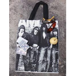 Ramones Fashion Indie Pop Rock Summer Canvas Tote Bag