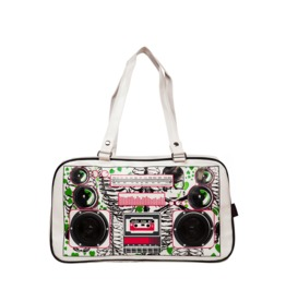 Jawbreaker Clothing Boombox Zombie Stereo Bag