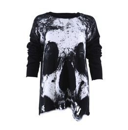 Iron Fist Clothing Loose Tooth Torn Sweater