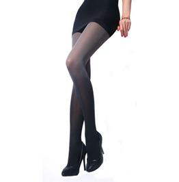 Black Gradient Stockings Design 9006