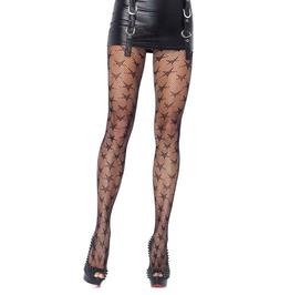 Black Stars Pantyhose Design 4007
