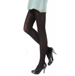 Black Thickening Stockings Design 165