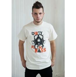 Dj Shirt Bass Attack Drum N Bass Dubstep Screen Printed T Shirt