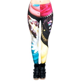 Big Cupcakes Leggings Design 569