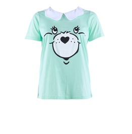 Iron Fist Clothing Mint Care Bear Stare Girly Tee