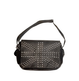 Jawbreaker Clothing Perforated Nation Handbag