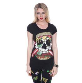 Jawbreaker Clothing Twisted Burger Shirt