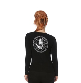 Jawbreaker Black Occult Cardigan