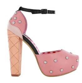Iron Fist Shoes Peaches & Cream Platform