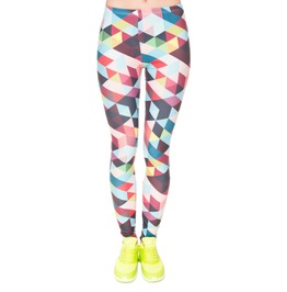 Color Triangles Leggings