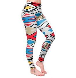 Colorful Tribal Leggings