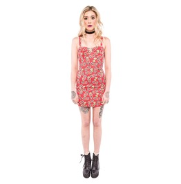 Iron Fist Clothing Scary Cherry Dress