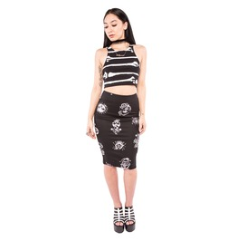 Iron Fist Clothing Luna Pencil Skirt