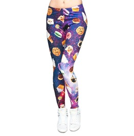 Dessert Break Leggings Design 572