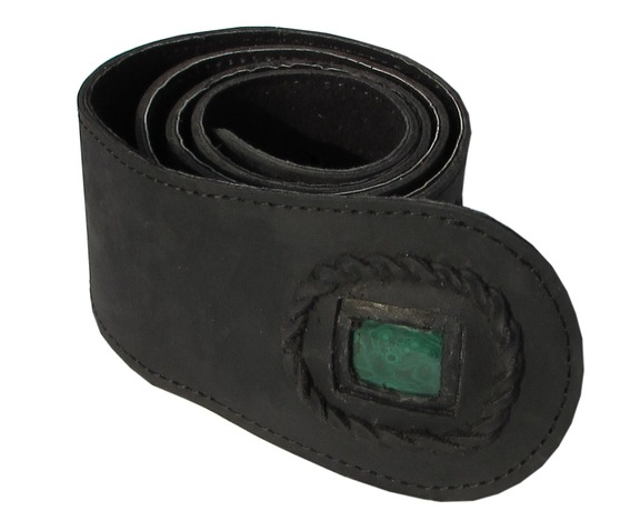 womens_black_leather_belt_snake_design_black_with_malachite_stone_belts_and_buckles_3.jpg