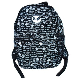 Nightmare Before Christmas Backpack Rucksack Bag Jack Shock The Witch
