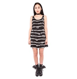 Iron Fist Clothing Bone Me Dress