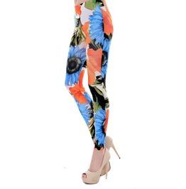 Floral Water Colorful Leggings Design 68