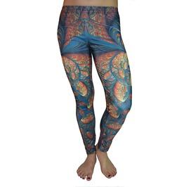 Fractal Leggings Design 519