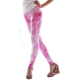 Galaxy Pink Smoke Leggings Design 261