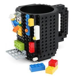 Lego Style Large Coffee Mug