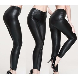 Sexy Snake Pattern Tight Leggings V4