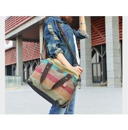Handbag Famous Brand Women's Canvas Bags Multi Color