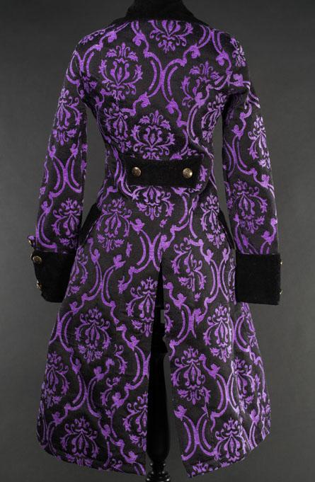 ladies_purple_brocade_pirate_jacket_victorian_gothic_tail_coat_9_ship_hoodies_and_sweatshirts_4.jpg