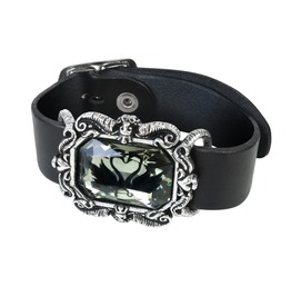 Black Swan Ladies Gothic Bracelet By Alchemy Gothic