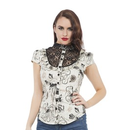 Jawbreaker Clothing Octavia Shirt