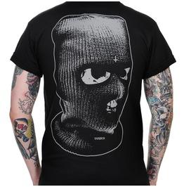 Toxico Clothing Black Balaclava T Shirt