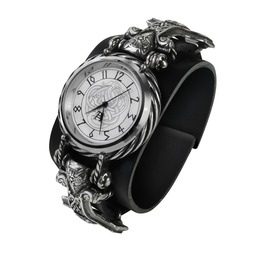 Thorgud Ulvhammer Men's Gothic Watch By Alchemy Gothic