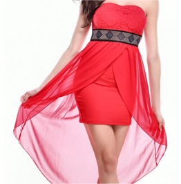 Red Riot Dress No Ol410 Al Please Read Our Size Chart B 4 U Order.