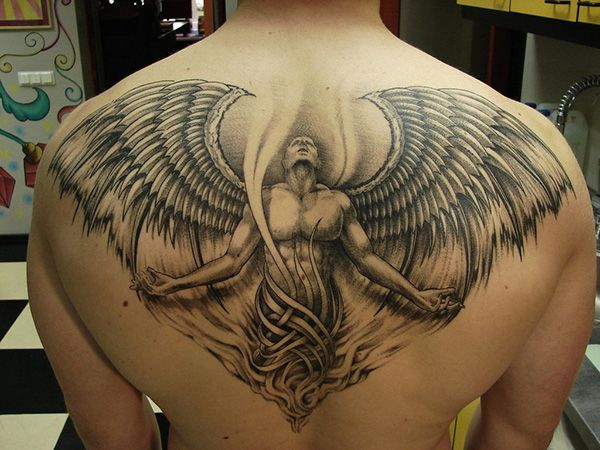 10 Mind Blowing Back Piece Tattoos - Epic