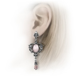 Seraph Of Light Ladies Gothic Earrings By Alchemy Gothic