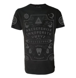 Ouija Board T Shirt Occult Satanic Goth Emo