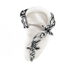 Osberg Dragon Ladies Earwrap By Alchemy Gothic