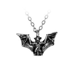 Vampyr Unisex Gothic Necklace By Alchemy Gothic