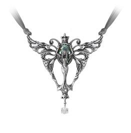 La Belle Esprit Ladies Gothic Pendant By Alchemy Gothic