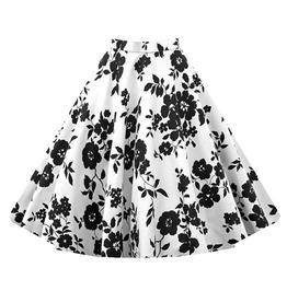 Tea Skirt Sizes S/M/L/Xl/2 Xl