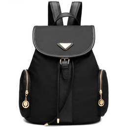 Multi Purpose Pu Leather Backpack V9