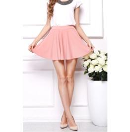 Mini Short Skirt Casual Slim Pleated Skirt